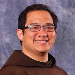 Fr. Tom Nguyen, OFM Capuchin