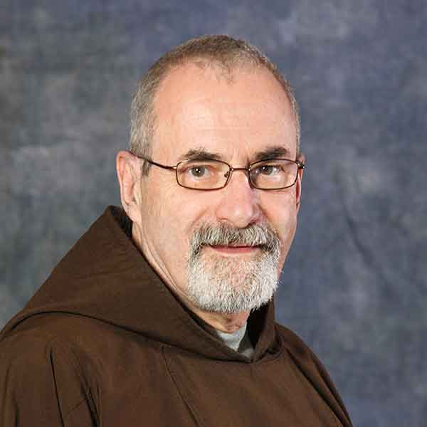 Fr. Jim Hast, Capuchin