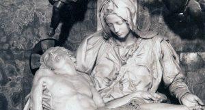 Pietà by Michelangelo