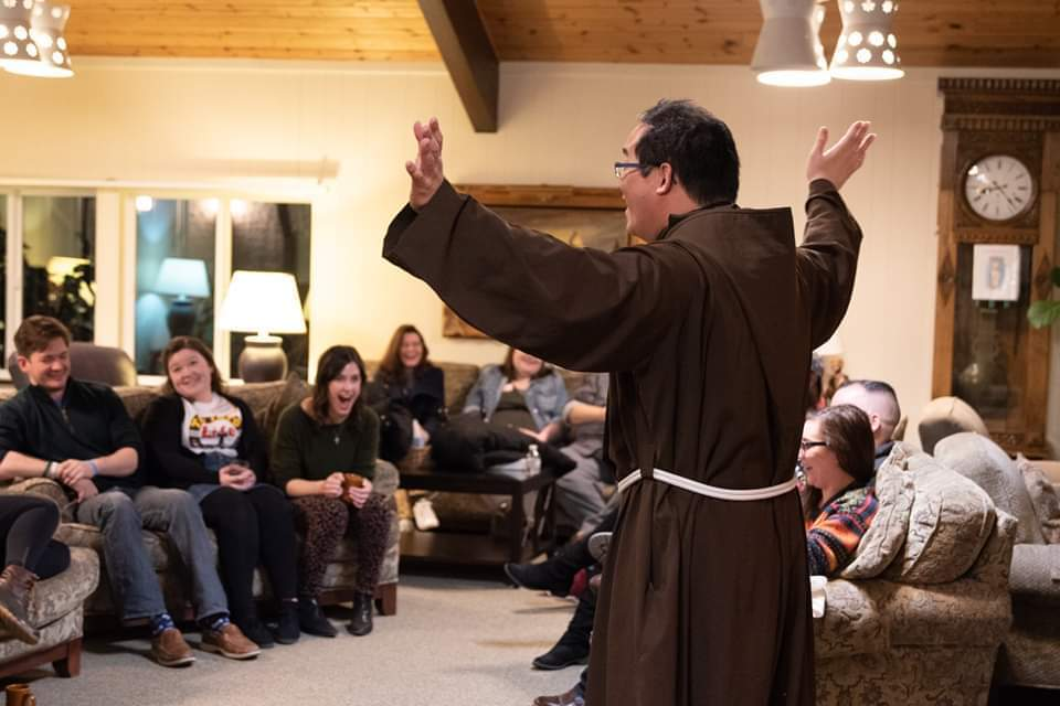 Tap into Life Lenten Weekend Retreat – Discovering the Mystery